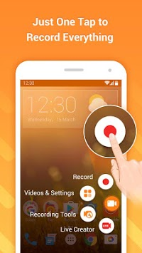DU Recorder – Screen Recorder, Video Editor, Live APK screenshot 1