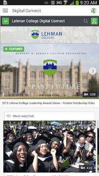 Lehman College APK screenshot 1