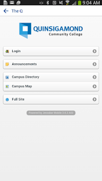 QCC Mobile APK screenshot 1