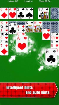 Classic Solitaire APK screenshot 1