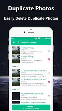 Duplicate File Remover - Duplicate File Finder APK screenshot 1