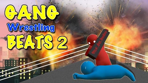 Gang Fighting : Wrestling Beasts 2 APK screenshot 1
