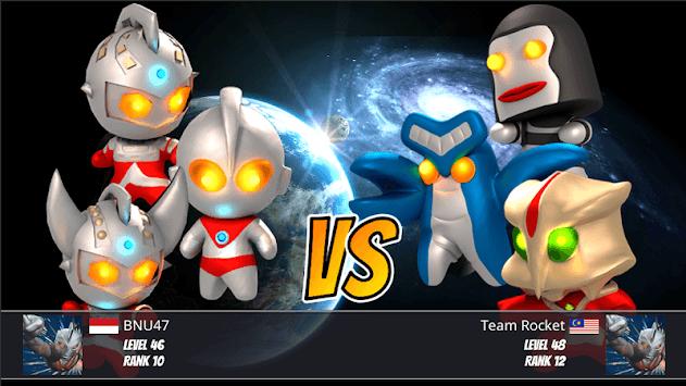 Ultraman Rumble3 APK screenshot 1