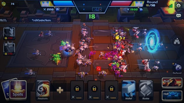 Battle Brawlers APK screenshot 1