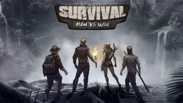 Survival: Man vs. Wild - Island Escape APK screenshot 1