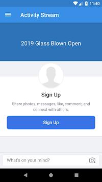 2019 Glass Blown Open APK screenshot 1