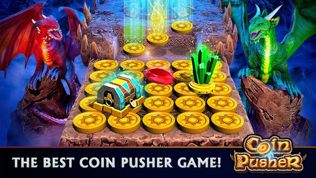 Coin Pusher: Coin Drop Master - Dozer Game APK screenshot 1