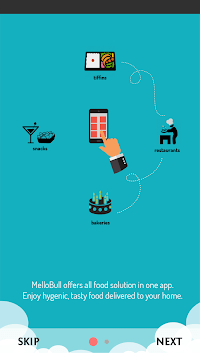 MelloBull (Food Ordering and Delivery) APK screenshot 1