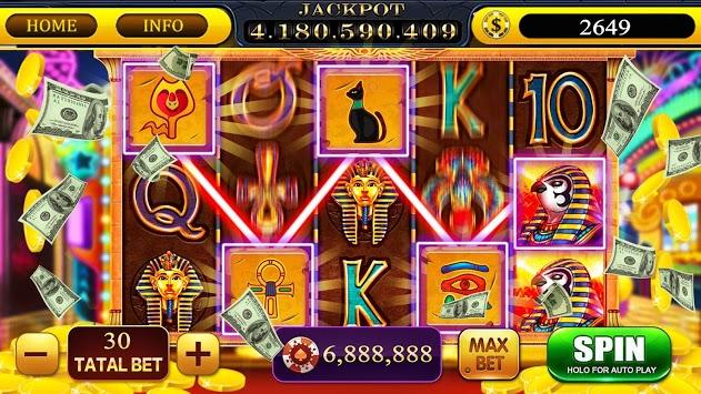 Deluxe Slots 2019 APK screenshot 1