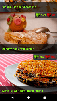 50,000 recipes from around the world APK screenshot 1
