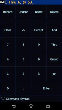 ZerOS Remote APK screenshot 1
