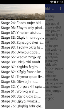 Game TGebcpzoz NZzdbfdh Story APK screenshot 1
