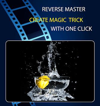 Reverse Video Master - Reverse video app & loop APK screenshot 1