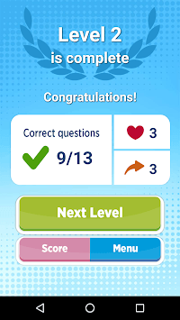 Fact Or Fiction - Knowledge Quiz Game Free APK screenshot 1