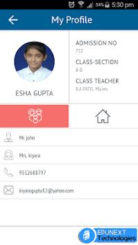 Delhi Public School Bharuch APK screenshot 1