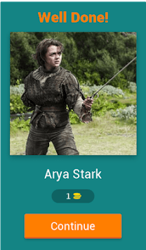 Guess the Game of Thrones APK screenshot 1
