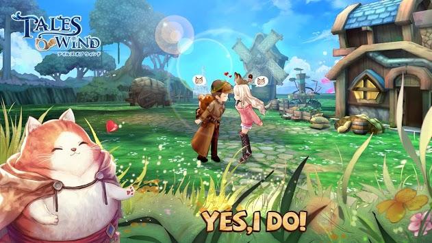 Tales of Wind APK screenshot 1