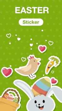 Easter Day FREE Emoji Sticker APK screenshot 1