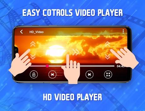 SX Video Player : All Format Video Player APK screenshot 1