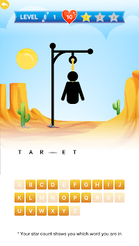 Hangman Multiplayer - Word Game APK screenshot 1
