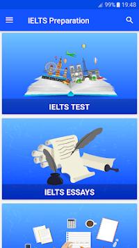 IELTS Preparation - IELTS Test, Writing & Essays APK screenshot 1