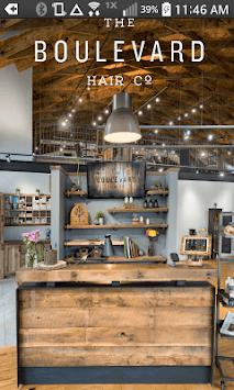 The Boulevard Hair Company APK screenshot 1