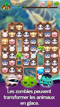 Pet Rescue Town : Pet VS Zombie APK screenshot 1