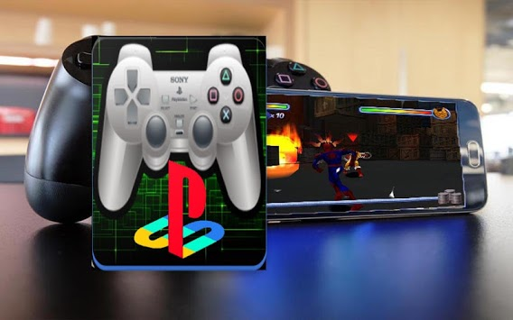 ePSX1 and Game Roms Premium A to Z APK screenshot 1