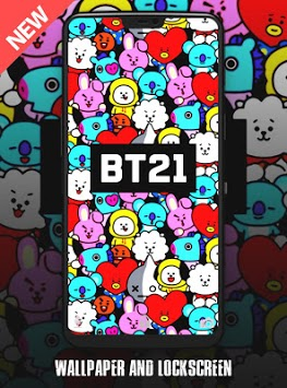 BT21 Wallpapers HD APK Download For Free