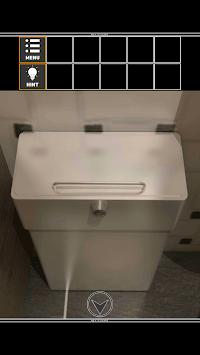 Escape game: Restroom. Restaurant edition APK screenshot 1