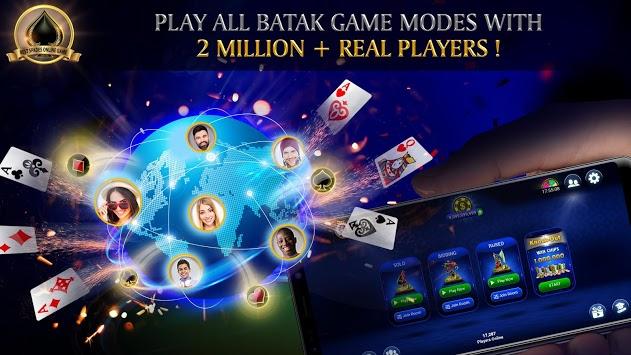 Batak Club: Online Batak Eşli Batak İhaleli Batak APK screenshot 1