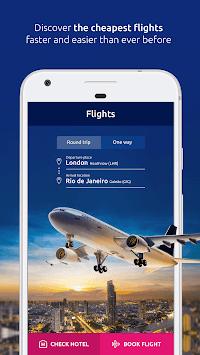 eSky - Flights, Hotels, Rent a car, Flight deals APK screenshot 1