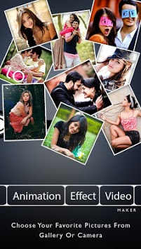 Photo Animation Movie Maker APK screenshot 1