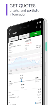E*TRADE: Invest. Trade. Save. APK screenshot 1