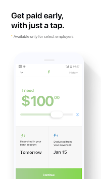 Even - How busy people master their money APK screenshot 1