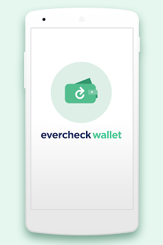 EverCheck Wallet APK screenshot 1