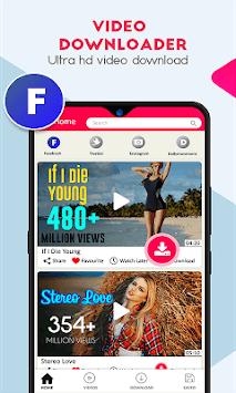 All video downloader: save videos from FB, Insta APK screenshot 1