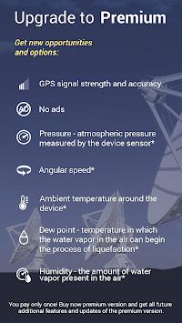 GPS Data APK screenshot 1