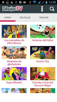 Dibujos Animados - Dibujos.TV APK screenshot 1