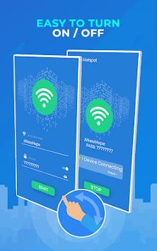 WiFi Hotspots – Mobile Hotspots – WiFi Sharing App APK screenshot 1