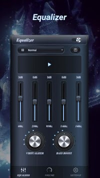Music Fantasy Equalizer APK screenshot 1