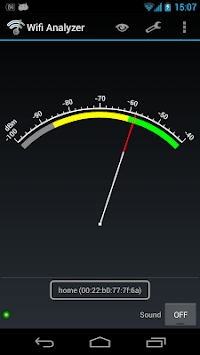 Wifi Analyzer Classic APK screenshot 1