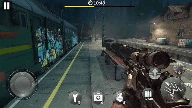 Fatal Target Shooter- 2019 Overlook Shooting Game APK screenshot 1