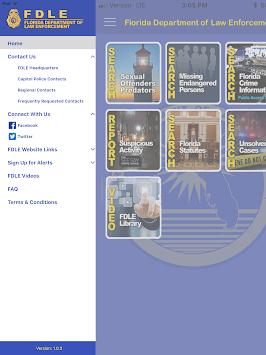FDLE Mobile APP APK screenshot 1