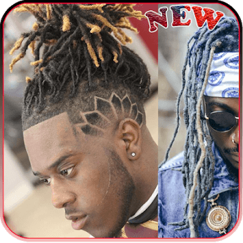Black Men Dreadlock Ideas APK screenshot 1