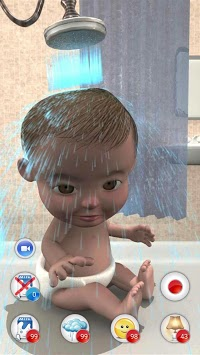 Baby Boy (Skin for Virtual Baby) APK screenshot 1