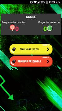 ¿Cuánto sabes de Fernanfloo? APK screenshot 1