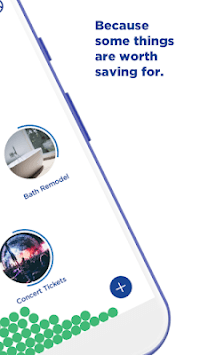 Dobot - Save Money. Reach Your Goals. APK screenshot 1