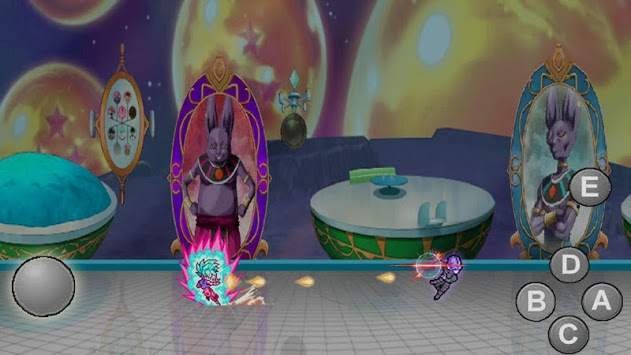 Ultra Anime Fantastic Champions APK screenshot 1