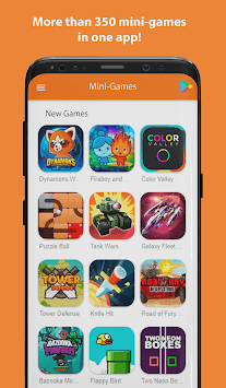 Mini-Games: New Arcade APK screenshot 1